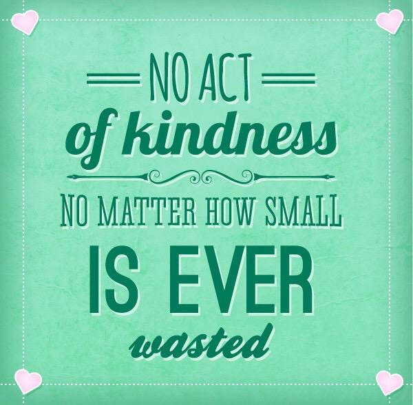 Kindness, love, heart