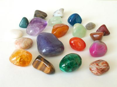 #crystals #healing #colours