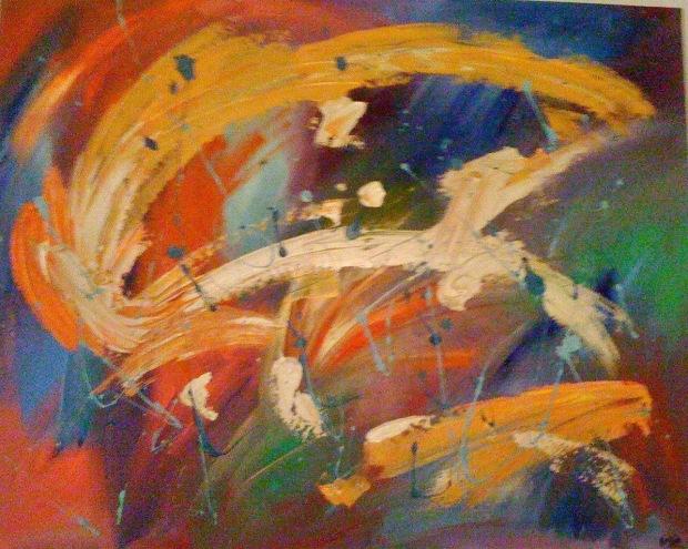 #krysiasart #art #abstract