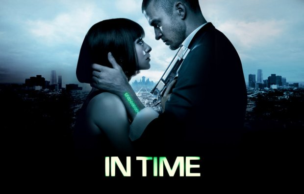 Film, Movie, poster, In Time,