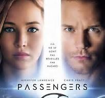 Passengers, Jennifer Lawrence, Chris pine, sci fi