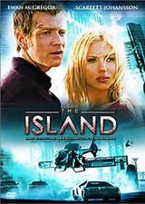 The Island, Ewan McGregor, Scarlett Johanson, sci-fi,